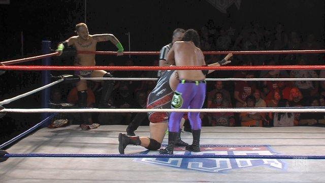 USA Championship Wrestling: HD Ep. 103 - 8/8/20