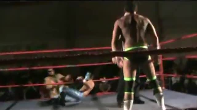 Bandido Jr. vs. Danny E