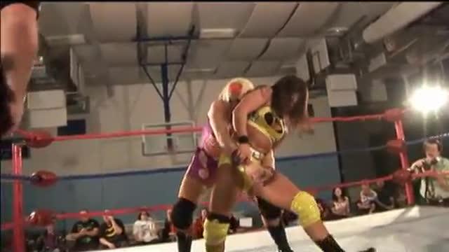 ECWA 3rd Annual Womens Super 8 ChickFight Tournament October 17, 2016