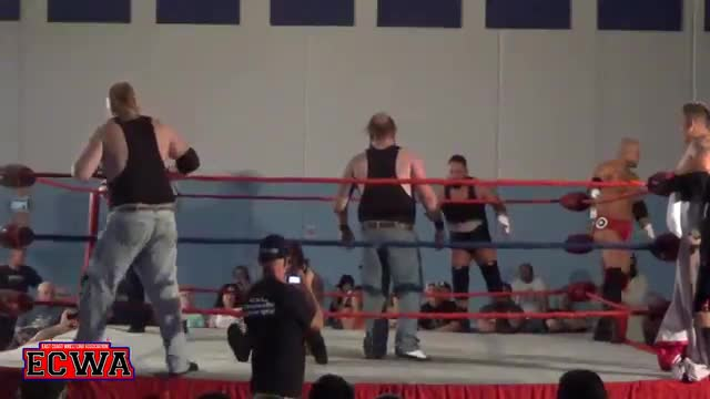ECWA Raising the Bar June 17, 2017