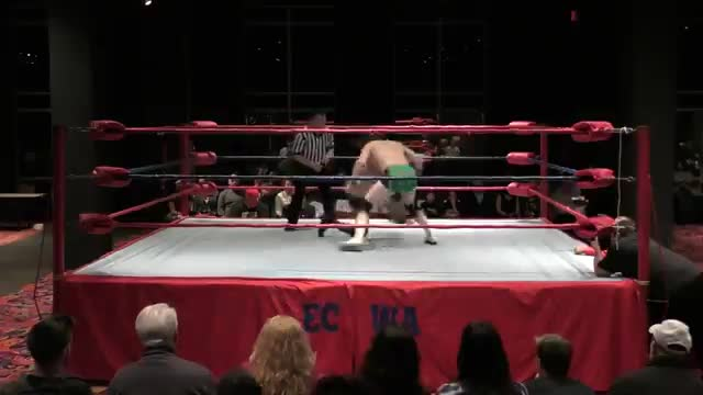 ECWA Thanksgiving Fall Brawl Pro Wrestling