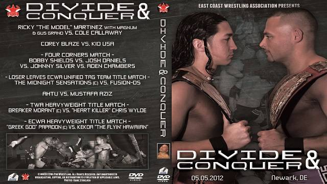 ECWA Divide and Conquer May 5, 2012