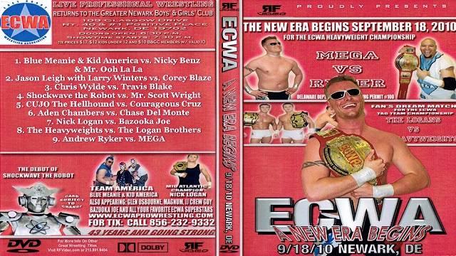 ECWA New Era Begins September 18, 2010