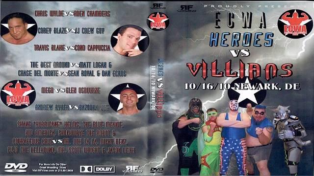 ECWA Heroes and Villians October 16, 2010