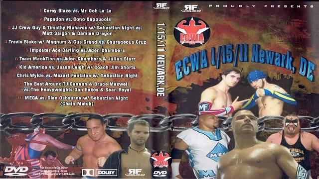 ECWA January 15, 2011