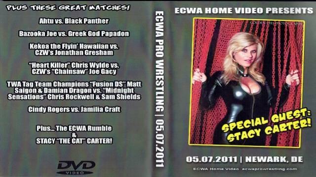 ECWA May 7, 2011