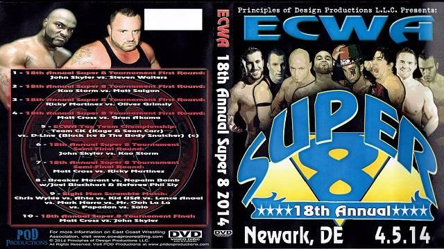 ECWA 18th Annual Super 8 Tournament