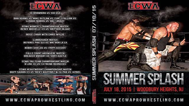 ECWA Summer Splash July 18, 2015