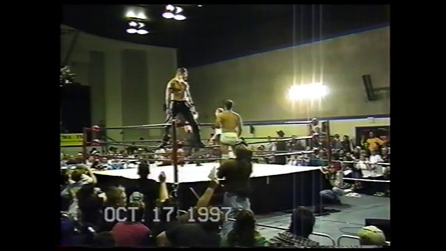 ECWA Classic - Featuring MANKIND October 17th 1997