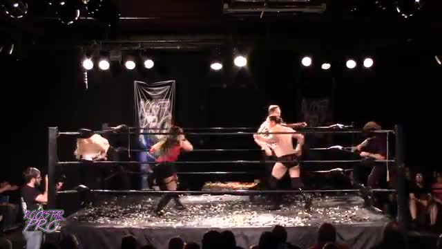 WORLD CHAMPIONSHIP MATCH - GEM CITY SLAM 2017