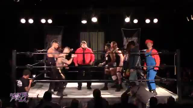 Amped 4-18-18 SUPERSHOW