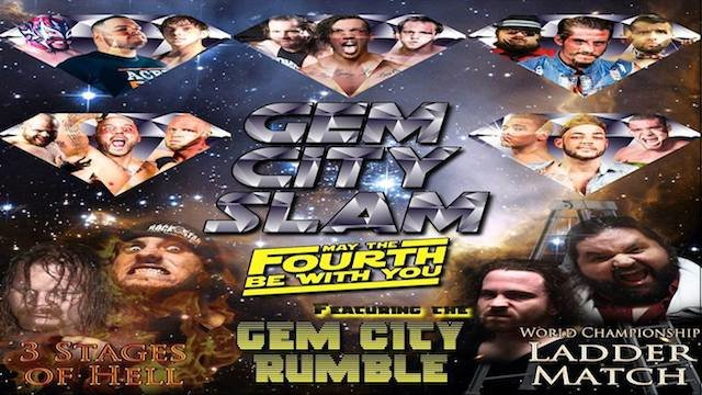 Gem City Slam 2018 iPPV