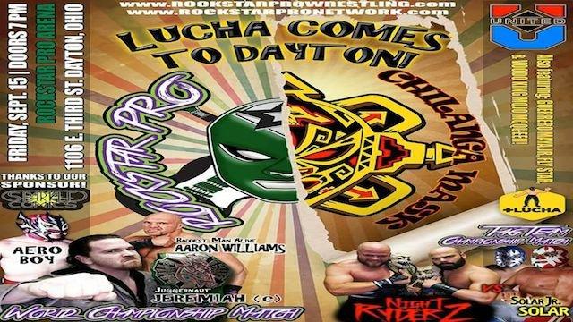 LUCHA Comes To Dayton!