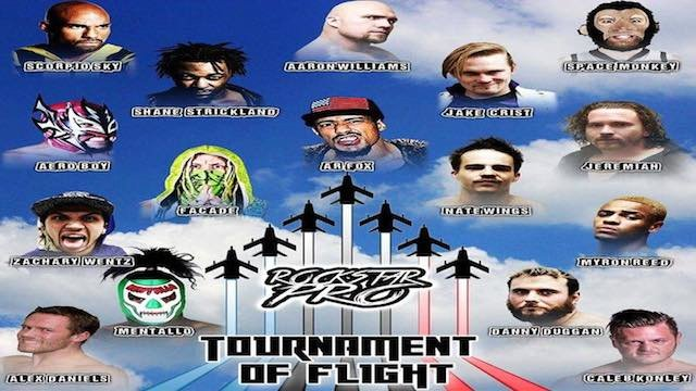 Tournament of Flight Night 1
