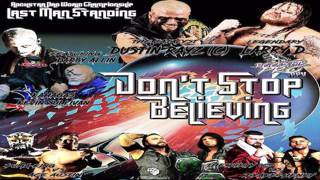 Don't Stop Believing  -ippv