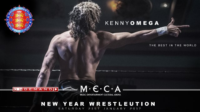 4FW New Years Wrestleution 2017