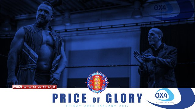 4FW Price of Glory 2017