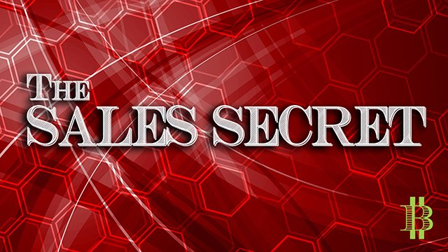 The Sales Secret