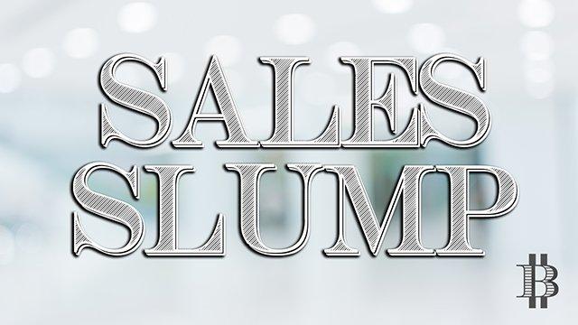 Sales Slump