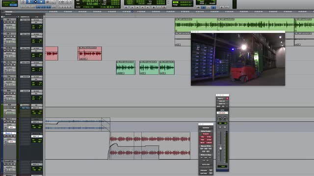 Pro Tools Advanced Automation Part 1