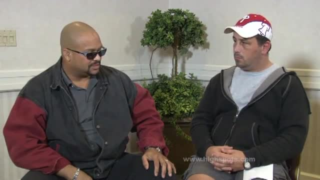 Old School with Savio Vega