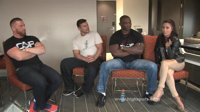 Developmentally Speaking: Matt Striker, Shelton Benjamin, Karlee Perez