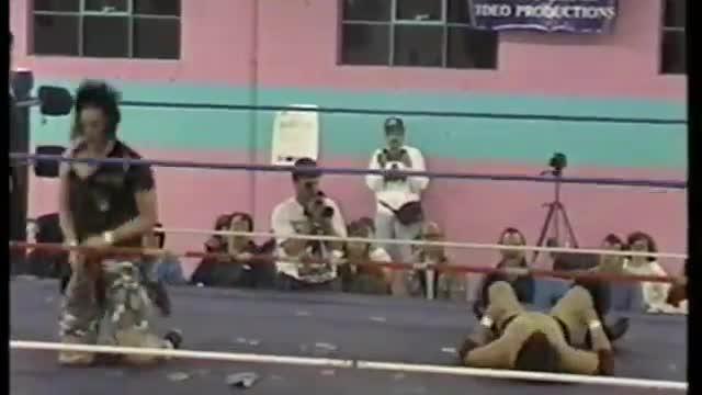 $5 Wrestling LIVE IV