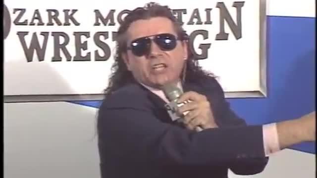Ozark Mountain Wrestling (4/8/95)