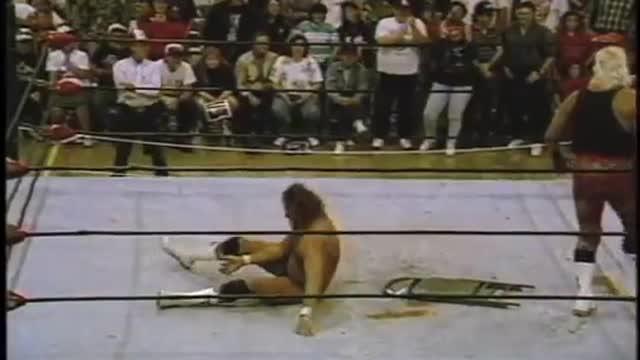 Ozark Mountain Wrestling (5/6/95)