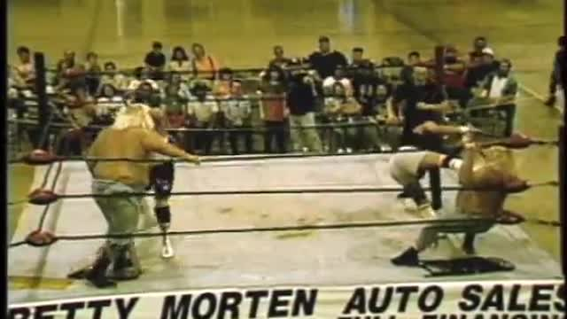 Ozark Mountain Wrestling (5/20/95)