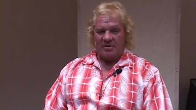 DICK SLATER SHOOT INTERVIEW