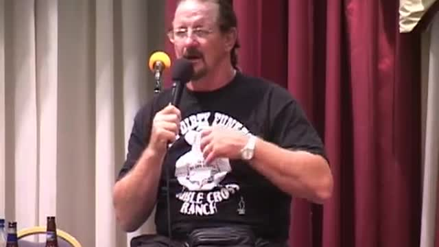NWA WRESTLING LEGENDS FANFEST Q&A SERIES: TERRY FUNK