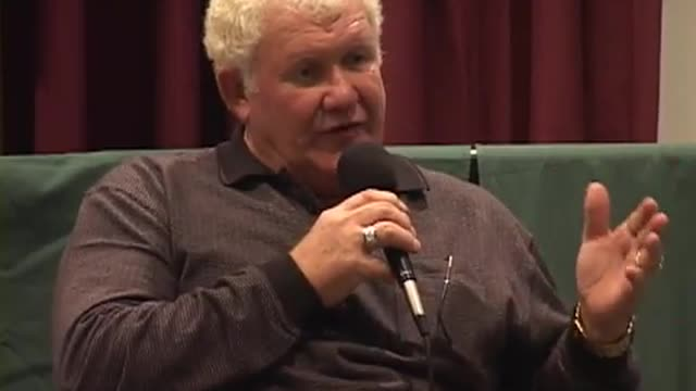 NWA WRESTLING LEGENDS FANFEST Q&A SERIES: HARLEY RACE