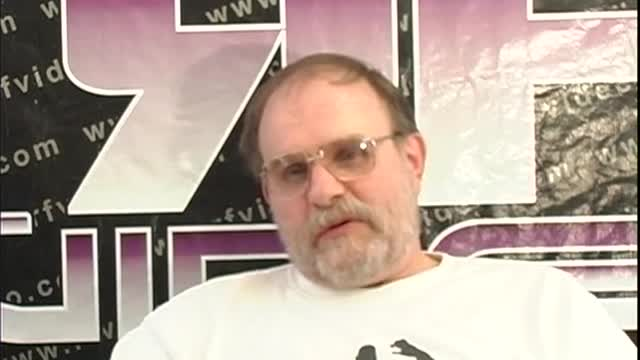 OLE ANDERSON RF SHOOT INTERVIEW VOLUME 1