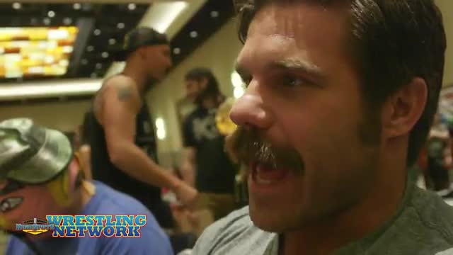 Wrestlecon: Behind The Scenes Exclusive