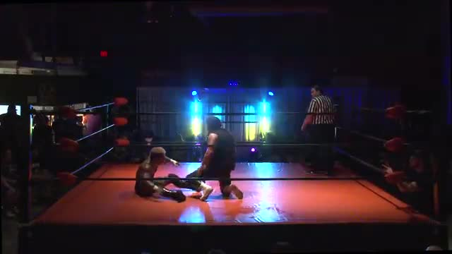 Lio Rush VS Super Crazy (6-13-2017)