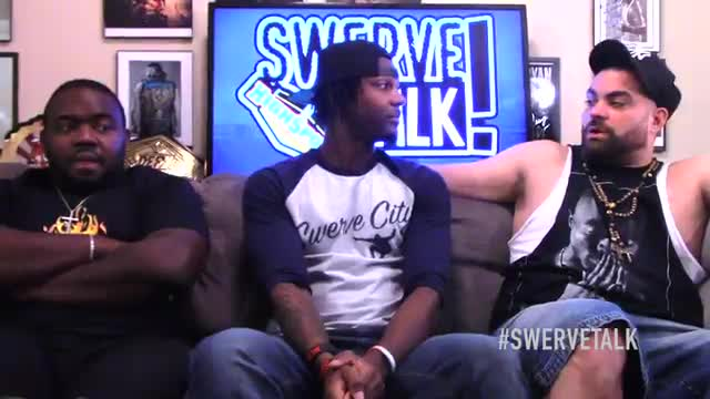 #SWERVETALK: Episode 1