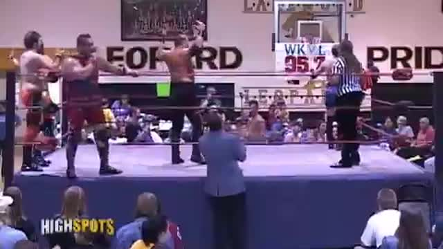 How Did This Get Booked ?!? - ACPW (11-12-05)