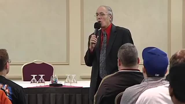 WRESTLEREUNION 8 TORONTO Q&A SESSION W/ BILL APTER