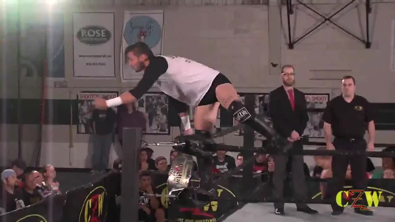 CZW: New Heights 2018 (live edit)
