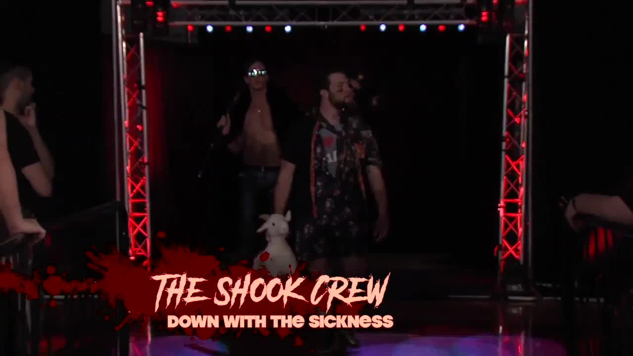 CZW: Down With The Sickness (2018 Rough Cut)