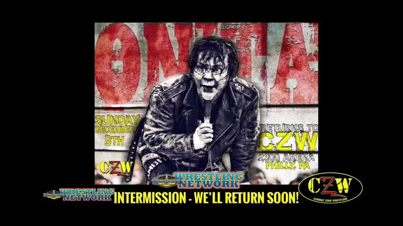 CZW: COD XX (Live Replay)