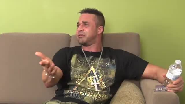 Teddy Hart Shoot Interview