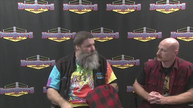 Mick Foley: Highspots Virtual Auction