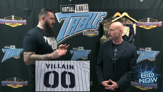 Brody King: Virtual Gimmick Table