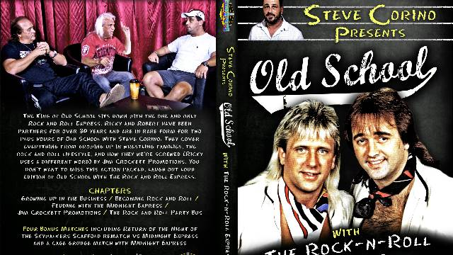 Old School: Rock N Roll Express