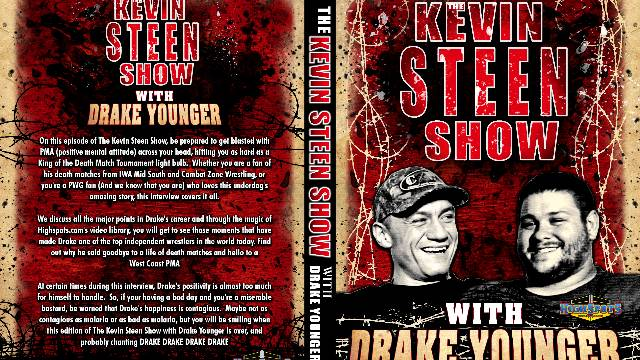 Kevin Steen Show: Drake Younger