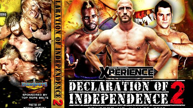 PWX: Declaration Of Independance 2