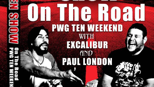 Kevin Steen Show: Paul London