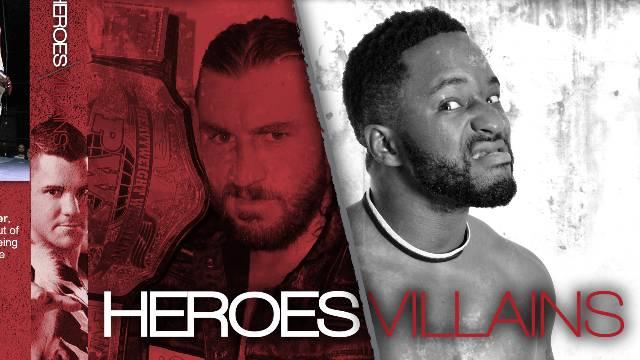 PWX: Heroes & Villians